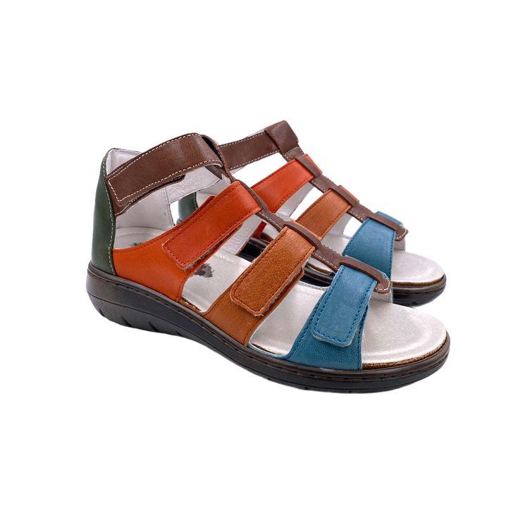 Sandale Adour AD 2311 Multicolore
